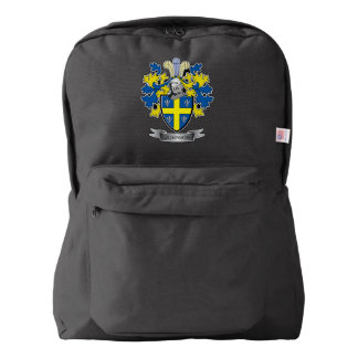Johnson Coat of Arms American Apparel™ Backpack