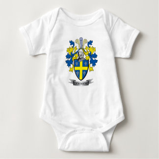 Johnson Coat of Arms Baby Bodysuit