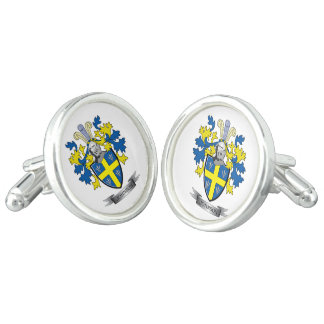Johnson Coat of Arms Cufflinks