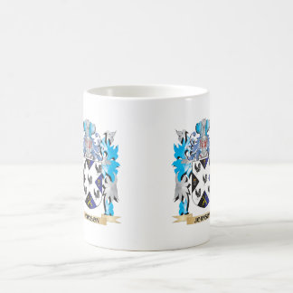 Johnson- Coat of Arms - Family Crest Coffee Mugs