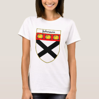 Johnson Coat of Arms/Family Crest T-Shirt
