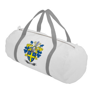 Johnson Coat of Arms Gym Bag