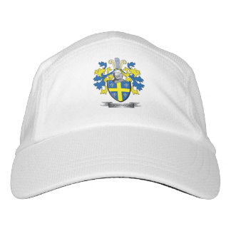 Johnson Coat of Arms Headsweats Hat