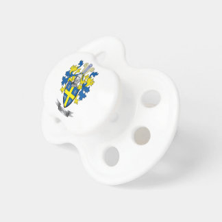Johnson Coat of Arms Pacifier