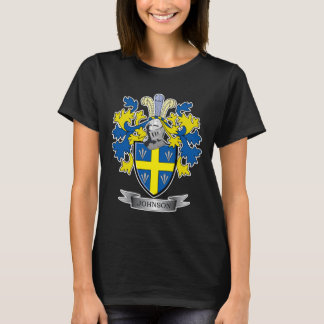 Johnson Coat of Arms T-Shirt