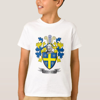 Johnson Coat of Arms T-Shirt