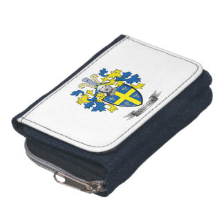 Johnson Coat of Arms Wallets