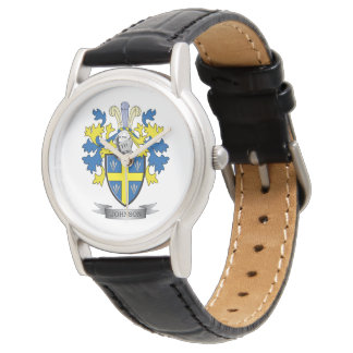 Johnson Coat of Arms Wrist Watch