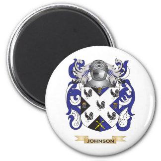 Johnson-(england) Coat of Arms (Family Crest) Fridge Magnets