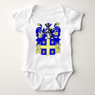 Johnson (English) Coat of Arms Baby Bodysuit
