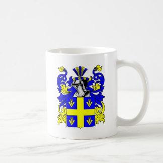 Johnson (English) Coat of Arms Coffee Mug