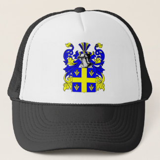 Johnson (English) Coat of Arms Trucker Hat