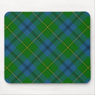 Johnson Family \ Clan Tartan Plaid Mouse Pad