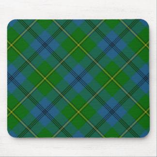 Johnson Family \ Clan Tartan Plaid Mouse Pad