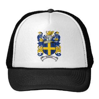 Johnson Family Crest - Coat of Arms Trucker Hat