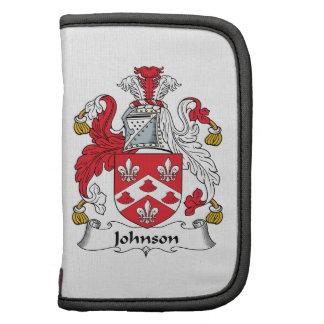 Johnson Family Crest Planner