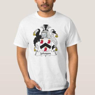 Johnson Family Crest T-Shirt