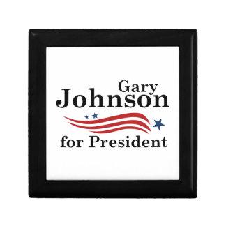 Johnson For President Gift Box