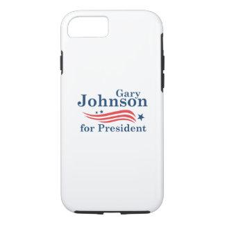 Johnson For President iPhone 7 Case
