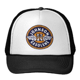 Johnson Gasolene Trucker Hat