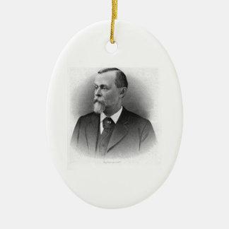 Johnson Hagood Ceramic Ornament