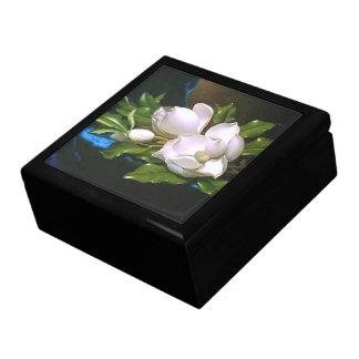 Johnson Heade Magnolia Giftbox Jewelry Box