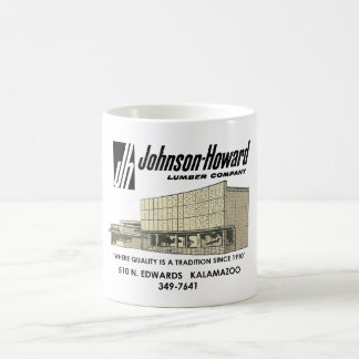 Johnson Howard Lumber Company, Kalamazoo MI Coffee Coffee Mug