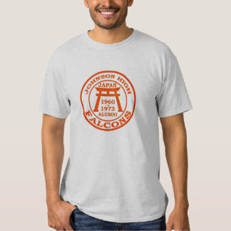 Johnson HS Japan 1960-1973 Tee Shirt