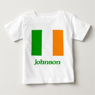 Johnson Irish Flag Baby T-Shirt