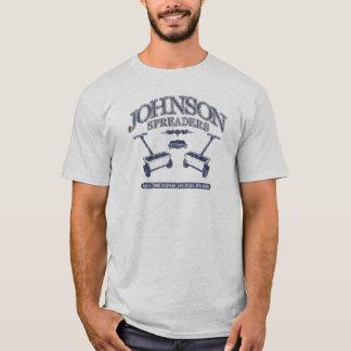 Johnson Lawn Spreaders Funny T-shirt