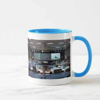 Johnson Mission Control Center Mug