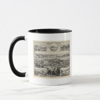 Johnson residence, Pottawatomie County, Kansas Mug