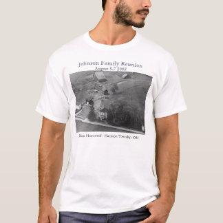 Johnson Reunion Arial View T-Shirt