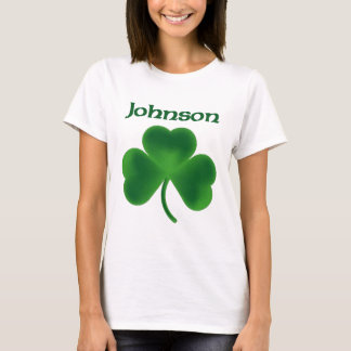 Johnson Shamrock T-Shirt