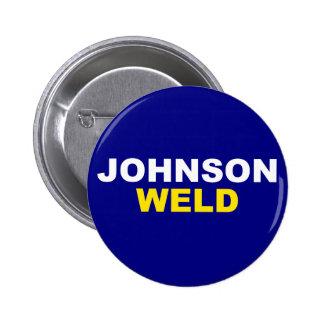 Johnson-Soldadura Pin Redondo De 2 Pulgadas