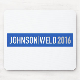 Johnson-Weld 2016 Mouse Pad