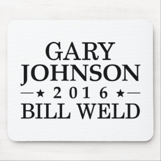 Johnson Weld 2016 Mouse Pad