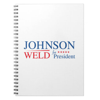 Johnson Weld 2016 Notebook