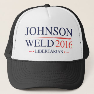 Johnson Weld 2016 Trucker Hat