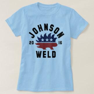 Johnson Weld 2016 Womens Shirt
