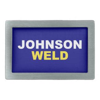 Johnson-Weld Belt Buckle