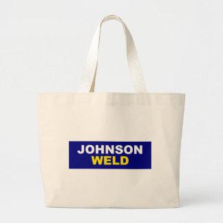 Johnson-Weld Large Tote Bag