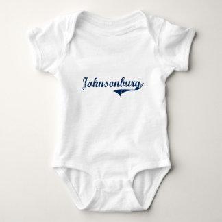 Johnsonburg Pennsylvania Classic Design Baby Bodysuit