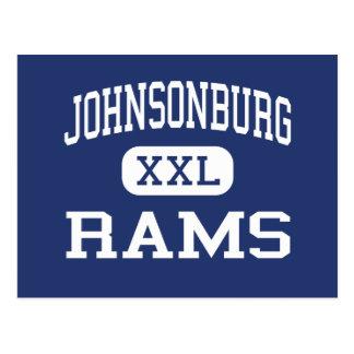 Johnsonburg - Rams - Area - Johnsonburg Postcard