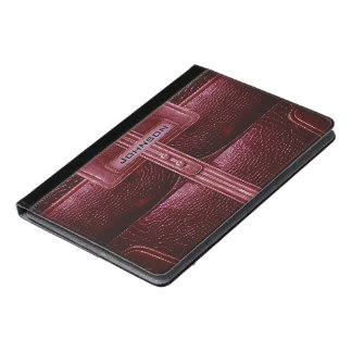 Johnsons Vino Classic Monogram iPad Air Case