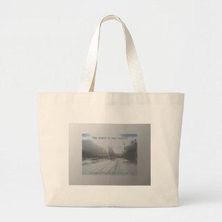 johnsonville large tote bag