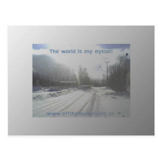 johnsonville postcard