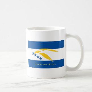 Johnston Atoll Flag Classic White Coffee Mug