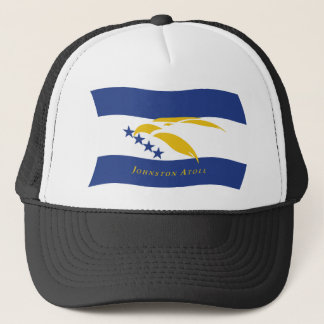 Johnston Atoll Flag Hat