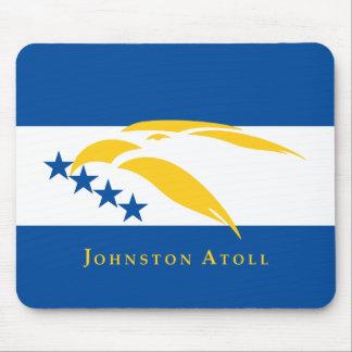 Johnston Atoll Flag Mouse Pad